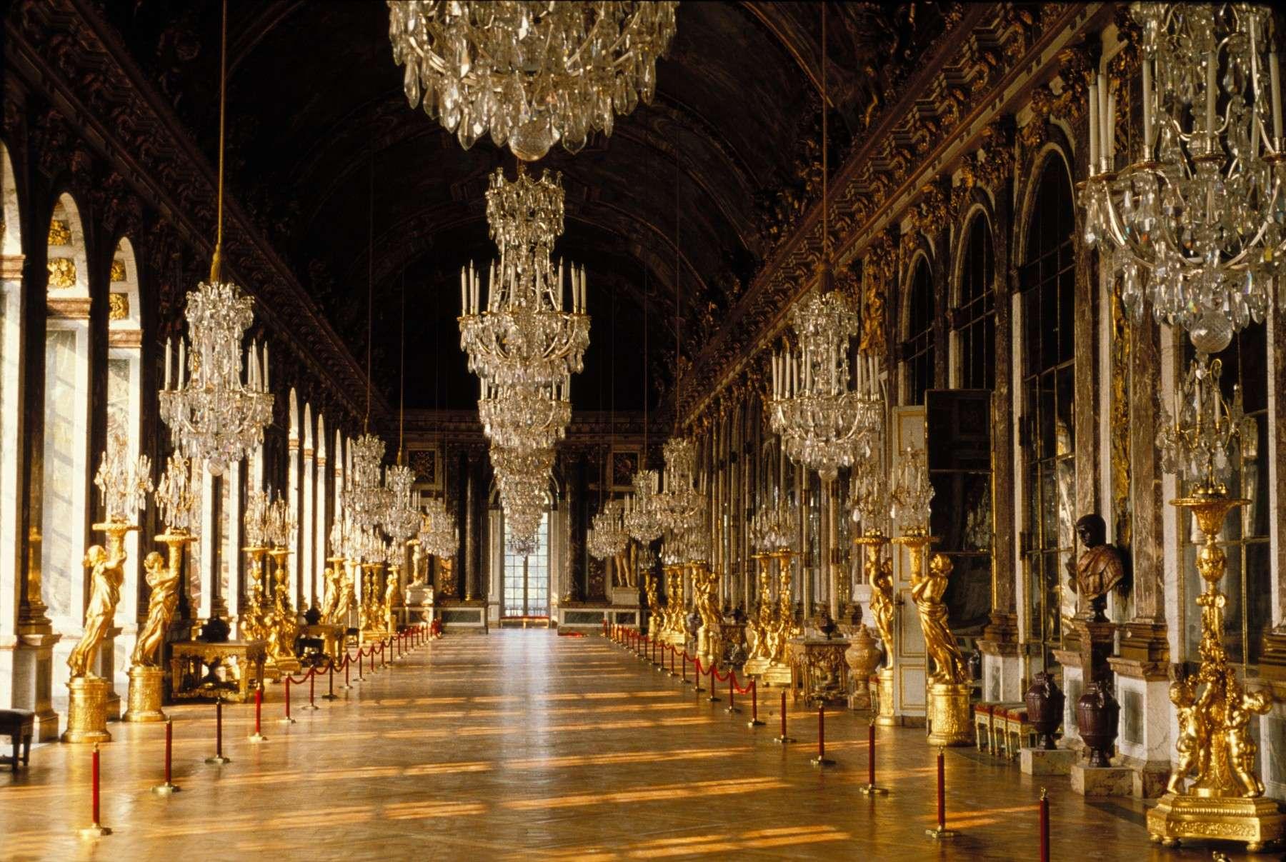 Дворец версаль  № 1743562 без смс