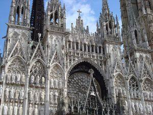 Замок, экскурсия в Нормандию из Парижа