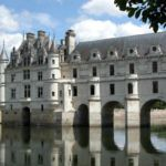 Шенонсо - замок луары, экскурсия из Парижа