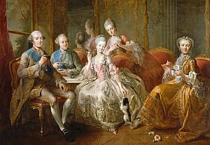Французские аристократы