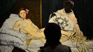 Фото в музее Орсэ
