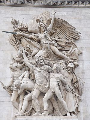 marseillaise-arce-de-triomphe