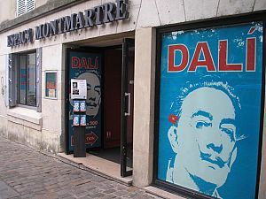 Музей Дали на Монмартре