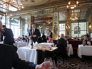 Ресторан Гран Вефур зал