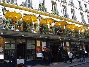 Ресторан Прокоп в Париже