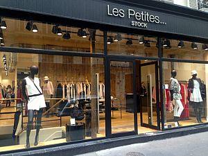 Негоро одеться в Париже
