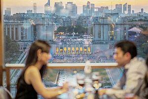 Ресторан 58 tour Eiffel