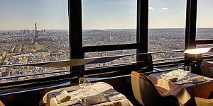 Ресторан Ciel de Paris