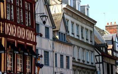 Экскурсия в Нормандию - архитектура Нормандии