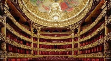 Гид по театрам Парижа
