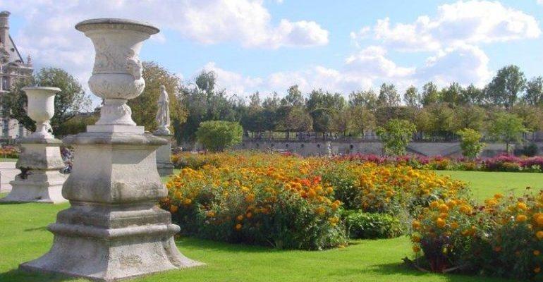Jardin des tuileries metropole voyage for Jardin des tuileries 2016